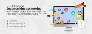 DinOptimering Hvad er SEO og hvorfor er det vigtigt? SEO Søgemaskineoptimering