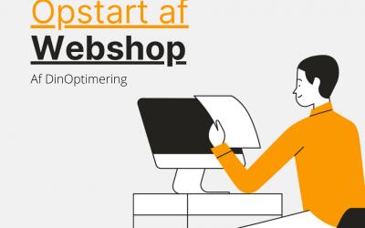 Start webshop